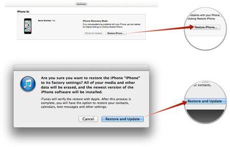 Wie Du Dein iPhone in den Recovery-Modus bringen kannst oder wieder herauskommst