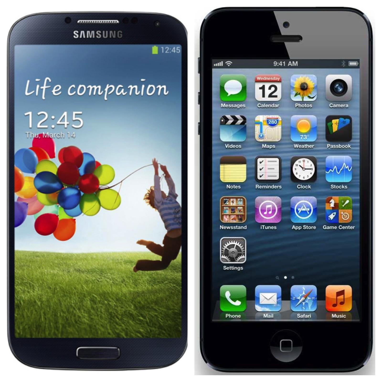 Musik von Samsung auf iPhone übertragen