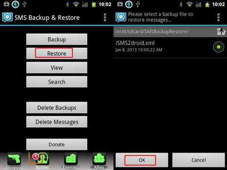 Übertragen von Inhalten vom iPhone auf Google Nexus 6 Reibungslos