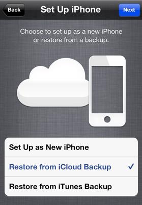 Verschiedene Wege, um Kontakte auf iOS 7 zu übertragen