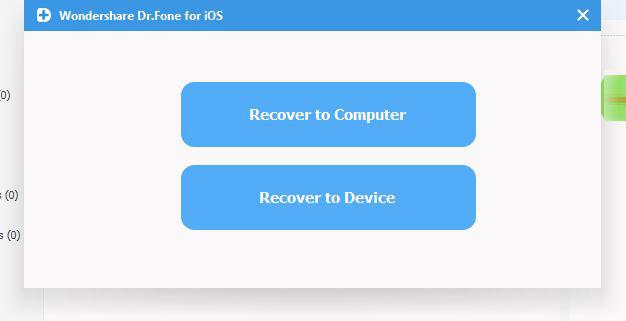 Wie man im Recovery-Modus Sichern iPhone