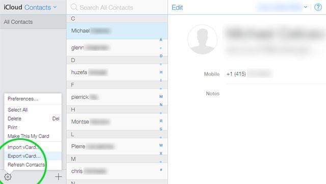 3 einfache Wege, um Kontakte vom iPhone auf Android-Handys zu übertragen
