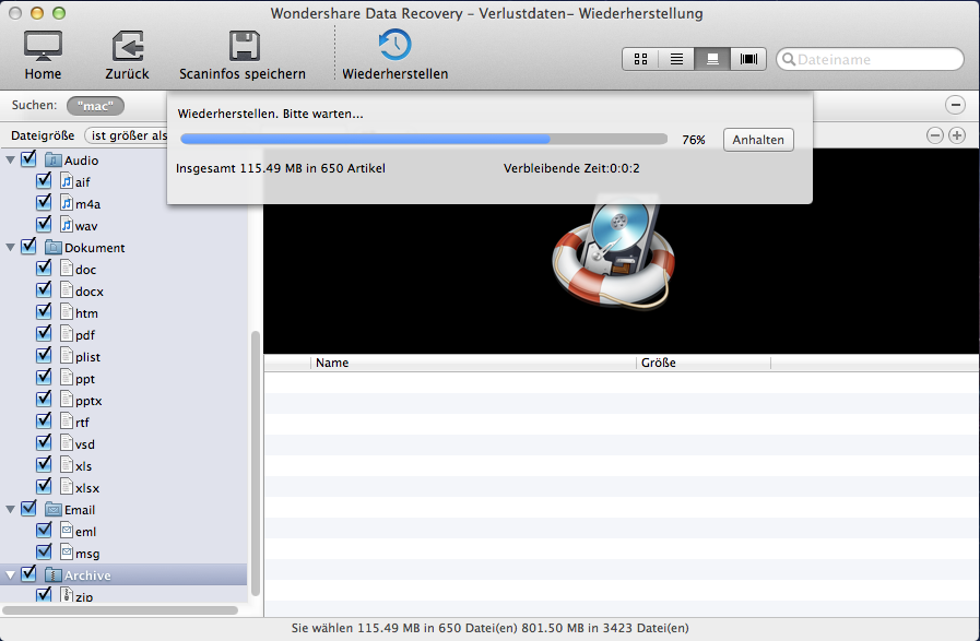 mac word dokument wiederherstellen