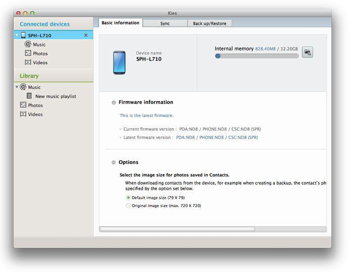 Android mit Mac verbinden