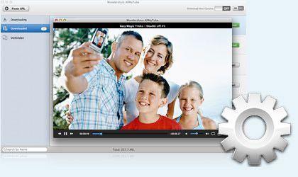 AllMyTube für Mac key feature