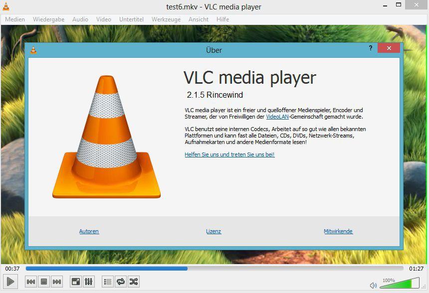 Beispiel VLC für iOS