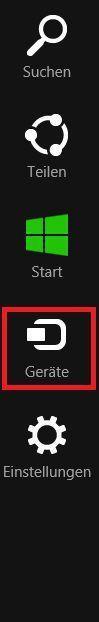 Streamen mit Windows 8