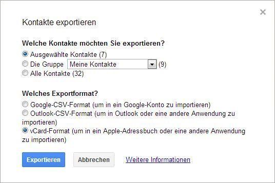 kontakte vom gmail auf android übertragen