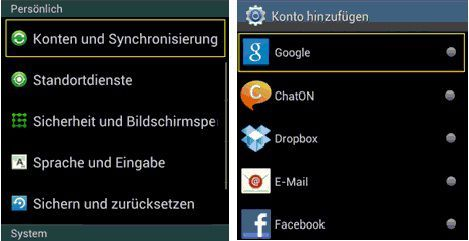 google mail kontakte auf iphone übertragen