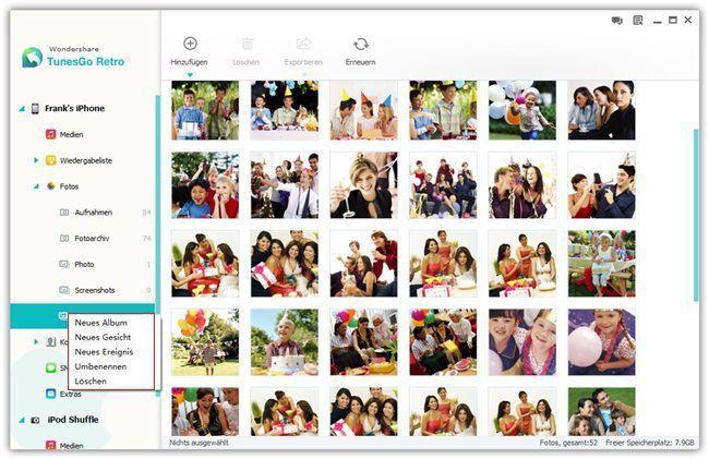 Fotos Sammlung Im Iphone Löschen