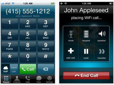 ipad als mobilephone