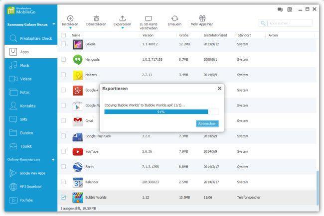 3 Methoden um das Google Nexus 5 zu sichern