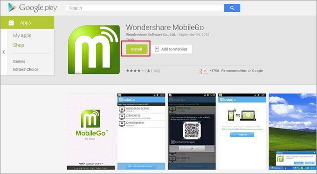 downloaden mobilego app