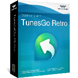 von iphone bilder auf pc Wondershare TunesGo Retro
