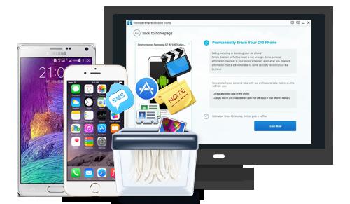 Wie Sie Daten vom Samsung auf iOS-Geräte übertragen
