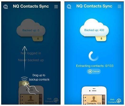 Mit Apps Kontakte vom iphone auf samsung übertragen