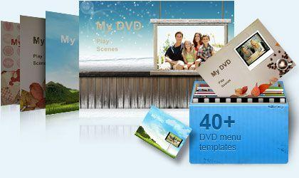 DVD Creator key feature
