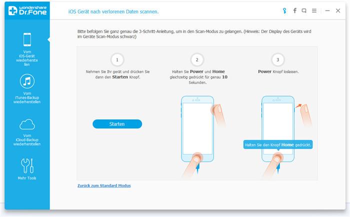 iphone mit itunes wiederherstellen dauer