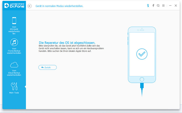 Iphone Firmware Ohne Itunes Wiederherstellen