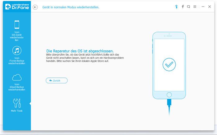 iphone 6 plus geht nicht an ohne itunes
