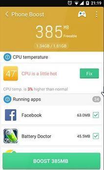 10 großartige Apps, um Ihr Android-Telefon zu beschleunigen
