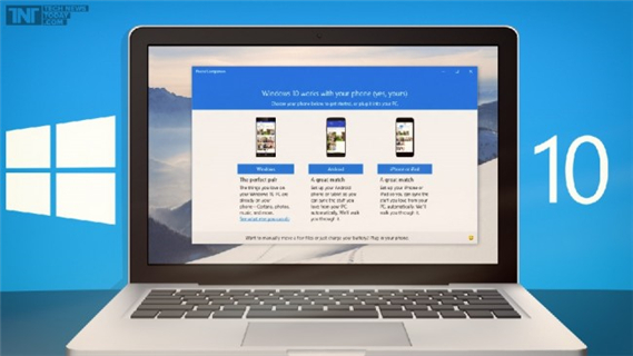 phone compantion windows 10