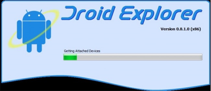pc suite for android-droid explorer