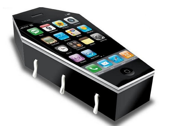 iPhone tot?