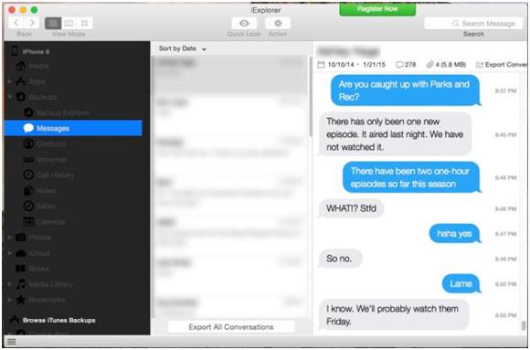 4 Methoden zur Synchronisierung Ihrer SMS mit verschiedenen Zielgeräten