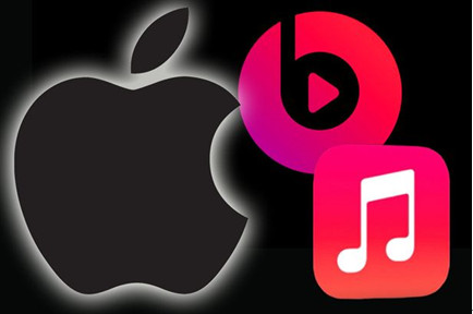 Apple Music Streaming-Dienst