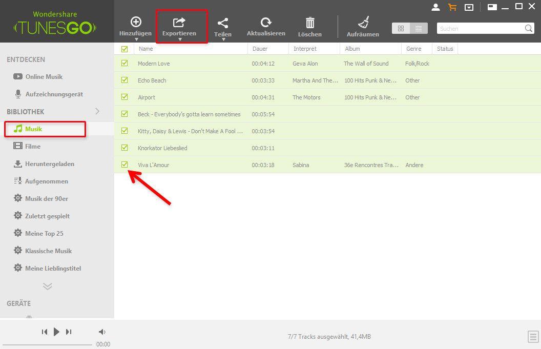 Wondershare Video Editor für Mac