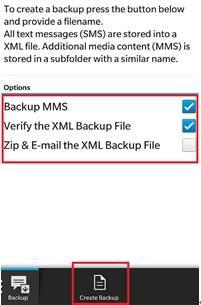 Wie Sie Ihre BlackBerry SMS im Backup sichern und wiederherstellen