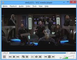 Wie kann man ISO Dateien mit dem VLC Media Player abspielen?