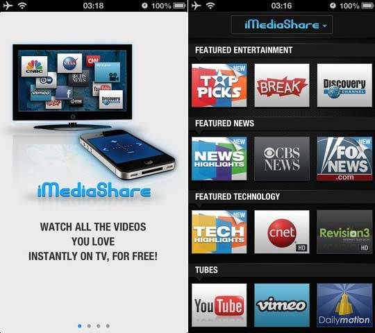 AirPlay Apps für Android