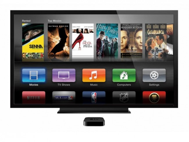 Android auf Apple tv