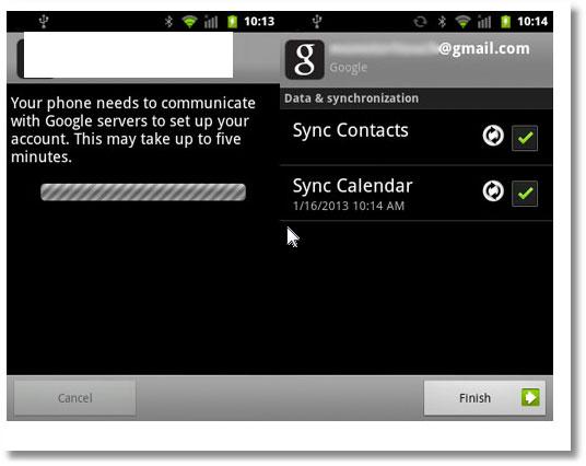Wie Sie Kontakte von einem Handy auf ein anderes übertragen