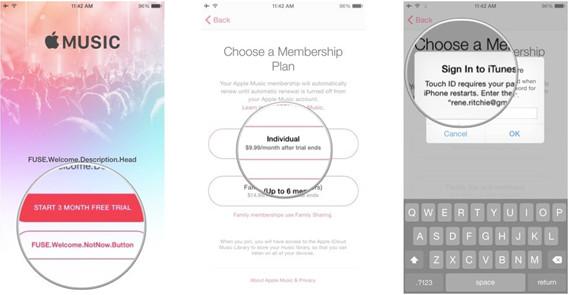 Tipps für Apple Music Abos