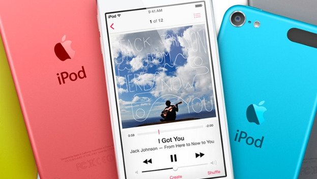 Apple Music für iPod Touch, iPod Nano, Shuffle und für iPhone und iPad