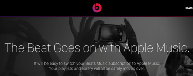 Die Beats gehen auf Apple Music weiter