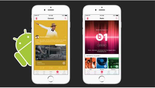 Apple Music auf Android