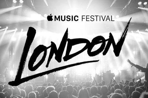 Apple Music festival