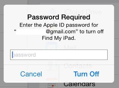 Sichere und einfache Methode, um Ihren iPad-Account zu löschen