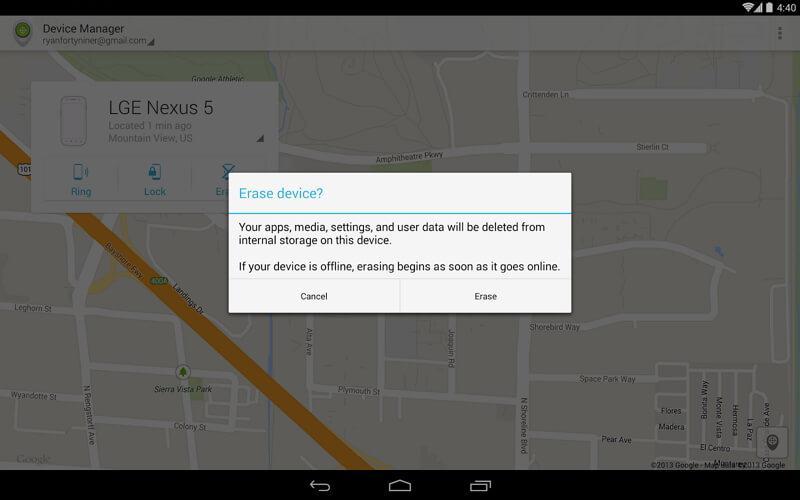 4 Wege, um Ihr Android-Telefon zu löschen und Ihre Privatsphäre zu schützen
