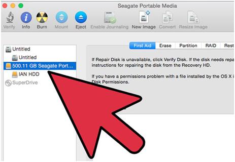Wie Sie eine Festplatte reparieren, wenn Fehler auftreten