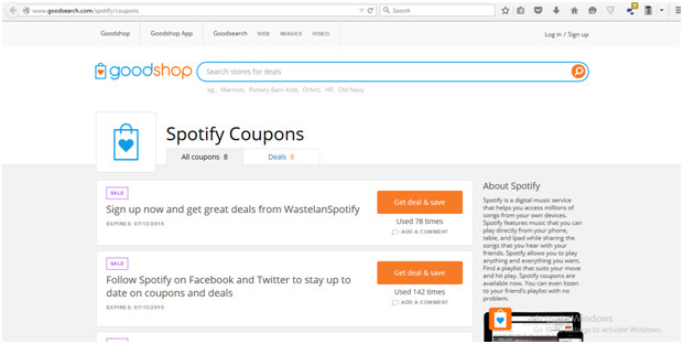 Get Spotify Coupon Spotify Codes