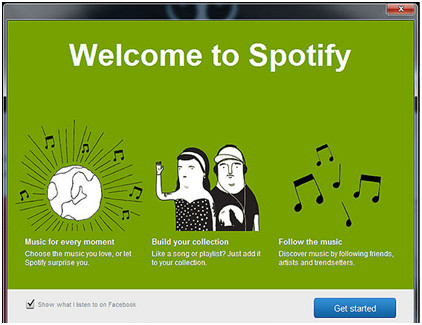 Listen to Spotify Music Online