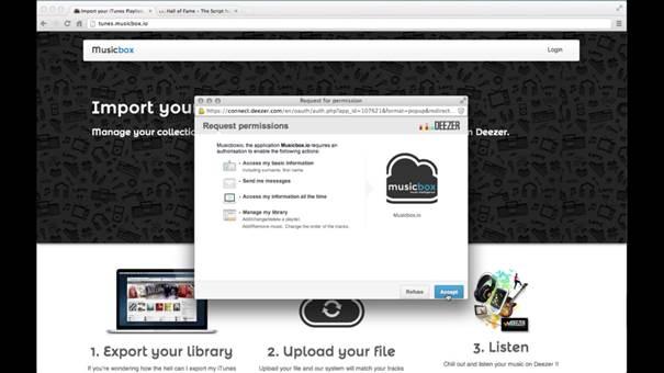 Wie Sie Deezer Musik mit iTunes synchronisieren