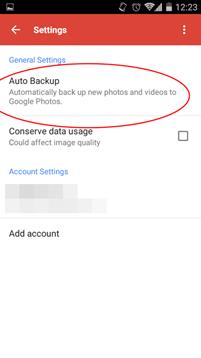 Wie Sie Daten vom Google Nexus in Android übertragen