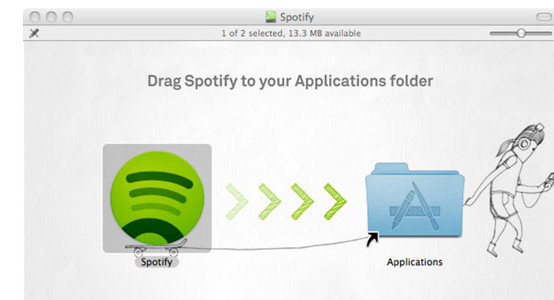 How to install Spotify on Mac/Windows