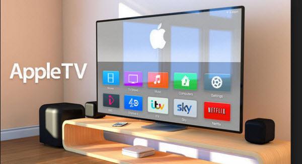 iTunes Movies für einen TV-Marathon